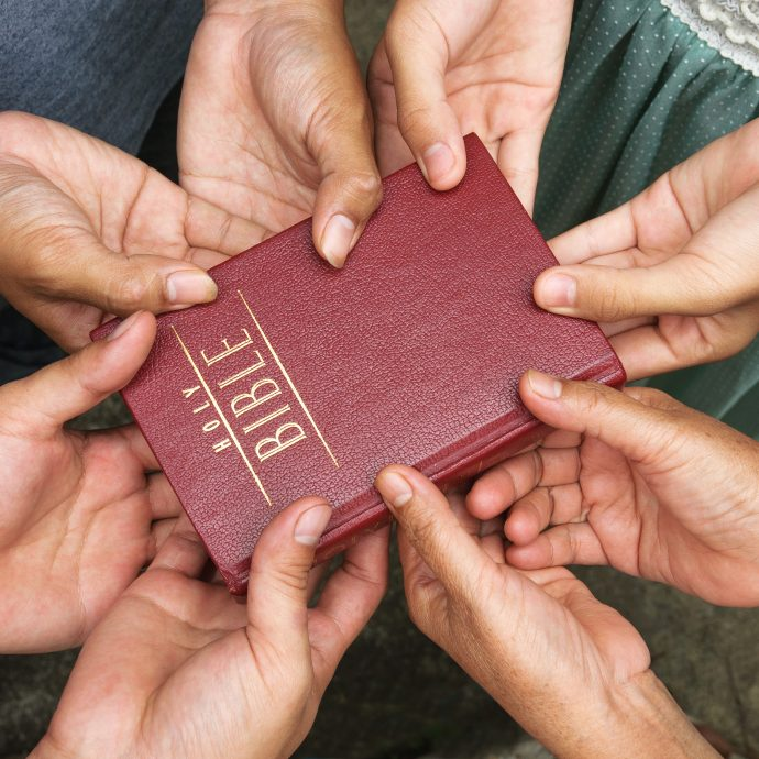 Sharing Gods Word with You